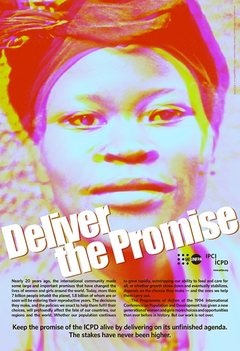 Deliverthepromise